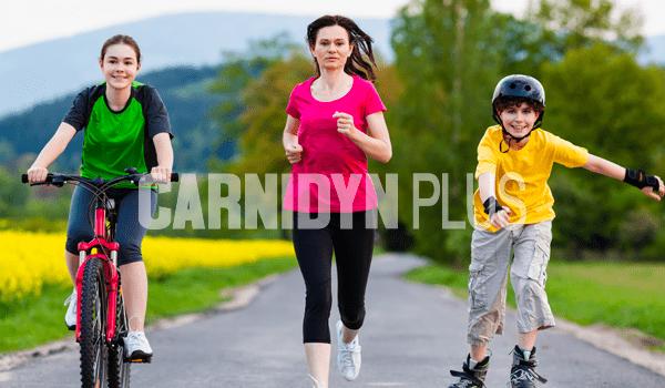 Attività aerobica in estate