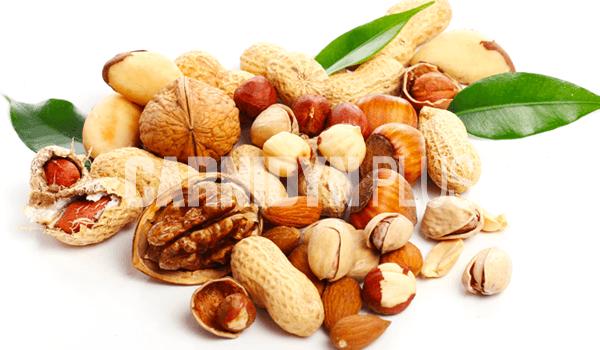 Frutta secca e semi per un pieno di energia