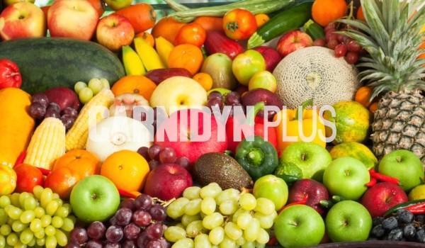 Rimanere in forma con frutta e verdure