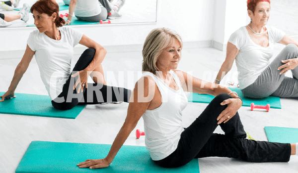 Attivita fisica durante le fasi iniziali dell osteoporosi