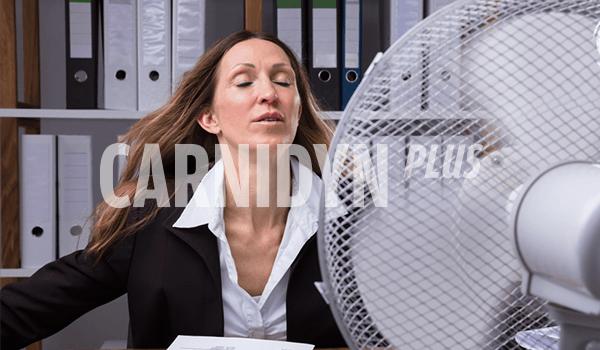 Il pericolo dei colpi di calore sul posto di lavoro