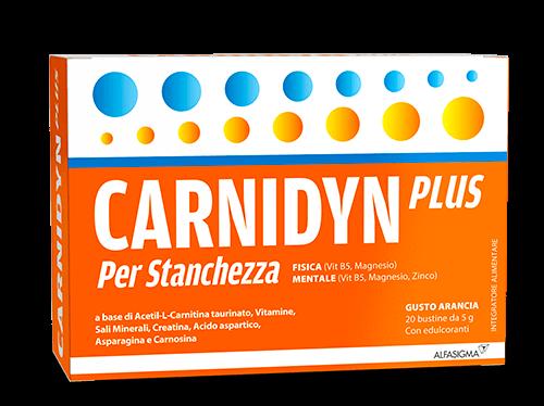 Carnidyn Plus (bustine)