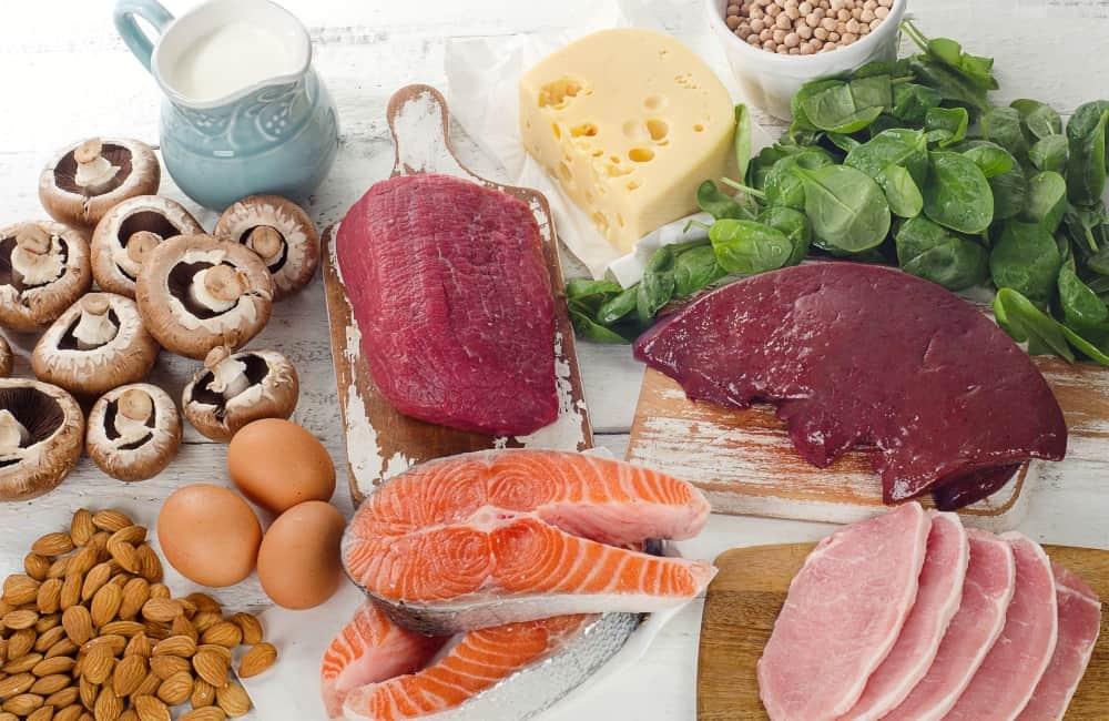 alimenti con vitamina b