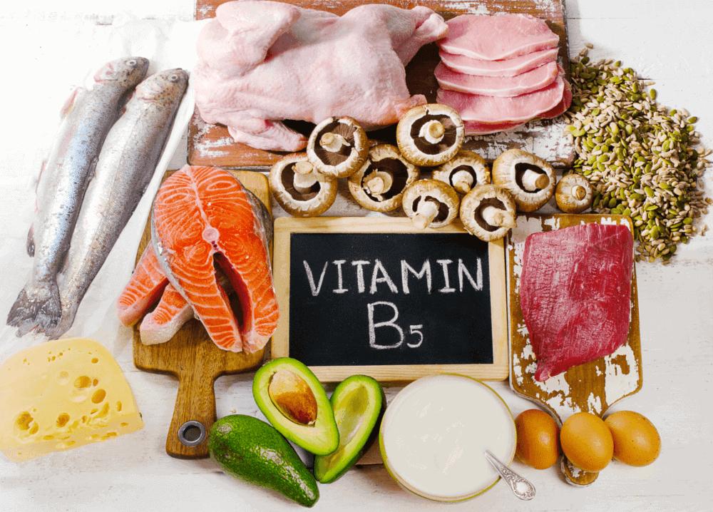 vitamina b5 a cosa serve