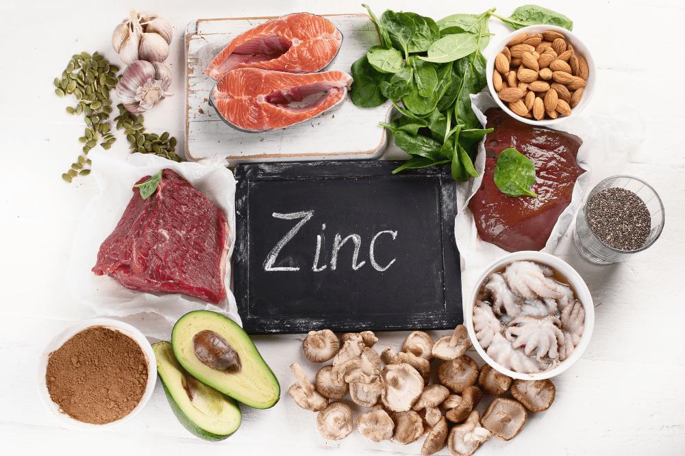 alimenti ricchi di zinco